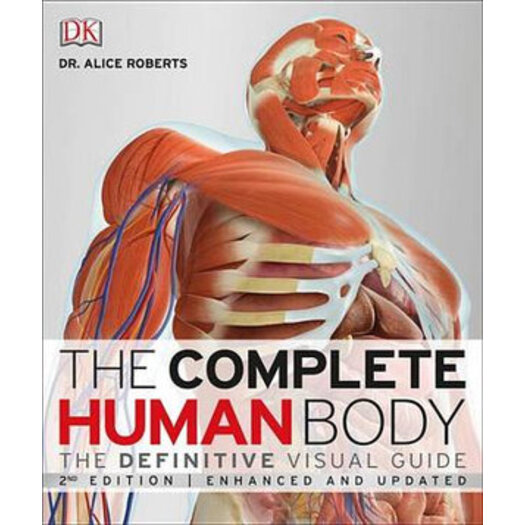 The Complete Human Body The Definitive Visual Guide Buy Medicine