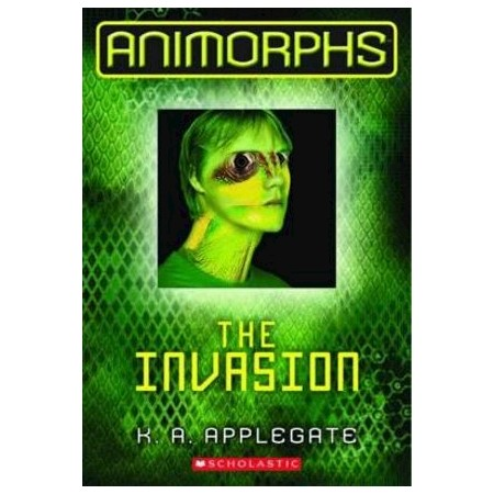the invasion animorphs book 1 buy young adults kids books