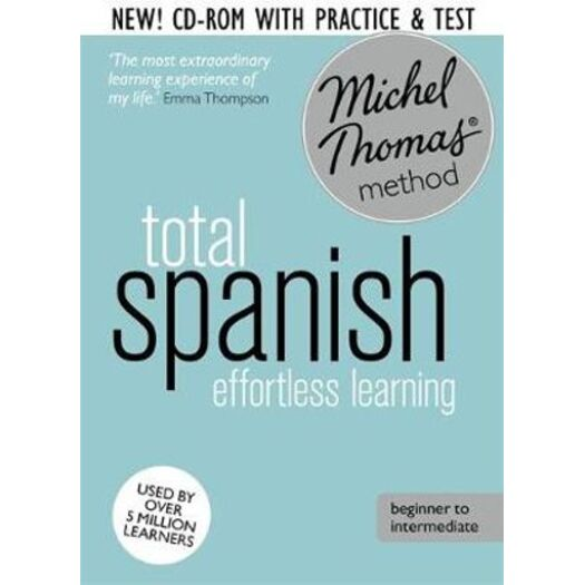 c45d706f484e5 Total Spanish Foundation Course   Learn Spanish with the Michel Thomas  Method