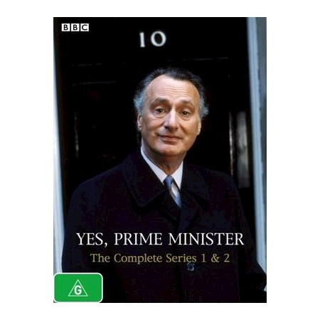 Yes, Prime Minister : Series 1 - 2