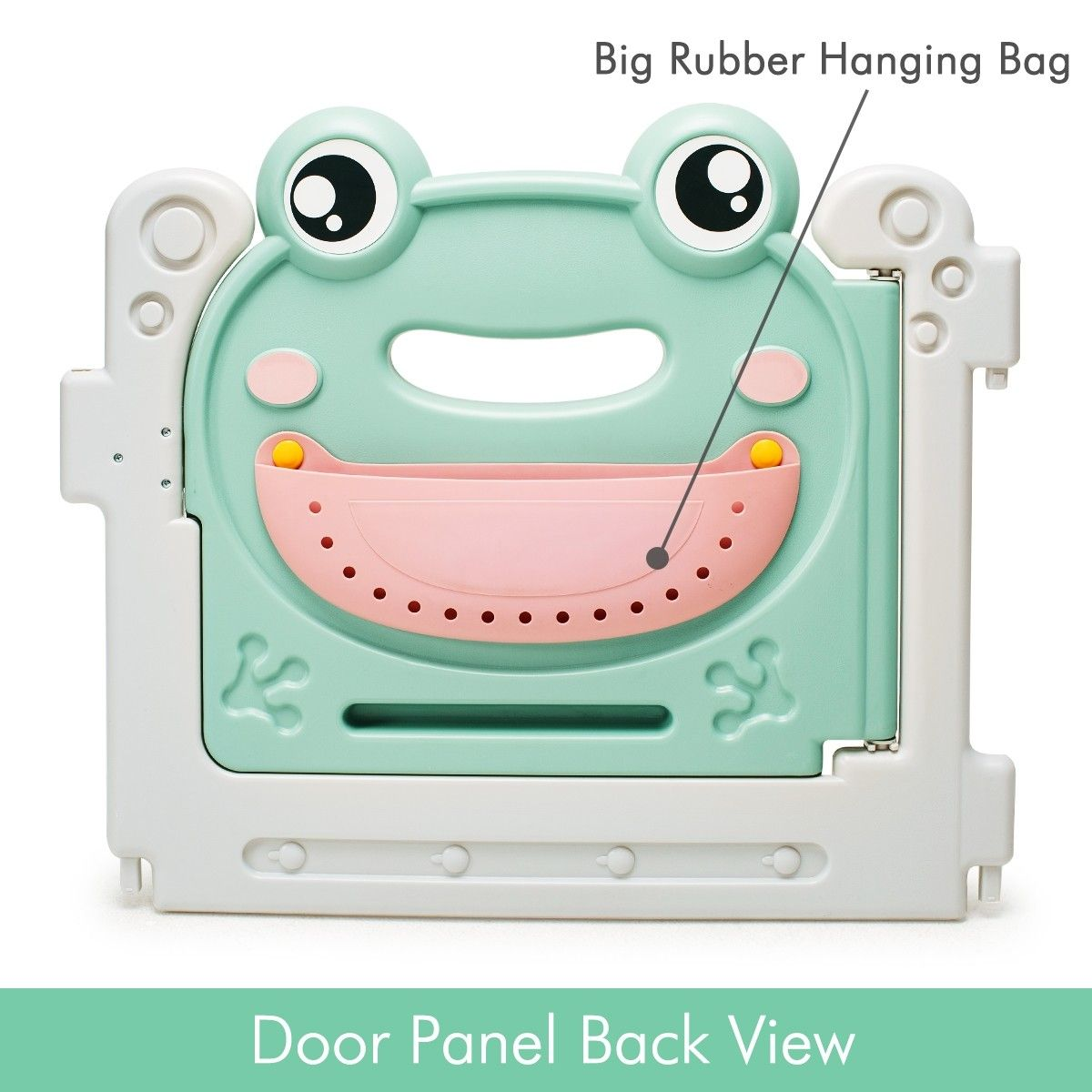 Abst 16 Sided Panel Baby Playpen Interactive Kids Safety Gates Child