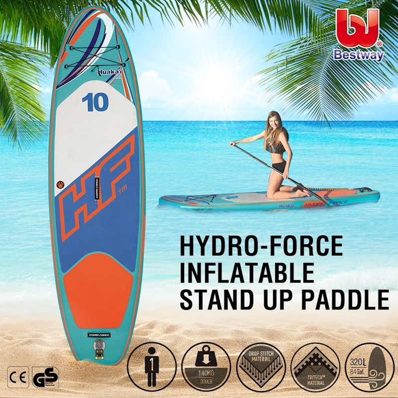 Bestway 3.05M Stand Up Paddle Board Inflatable Paddleboard Surfing SUP  Kayak  ce36066722