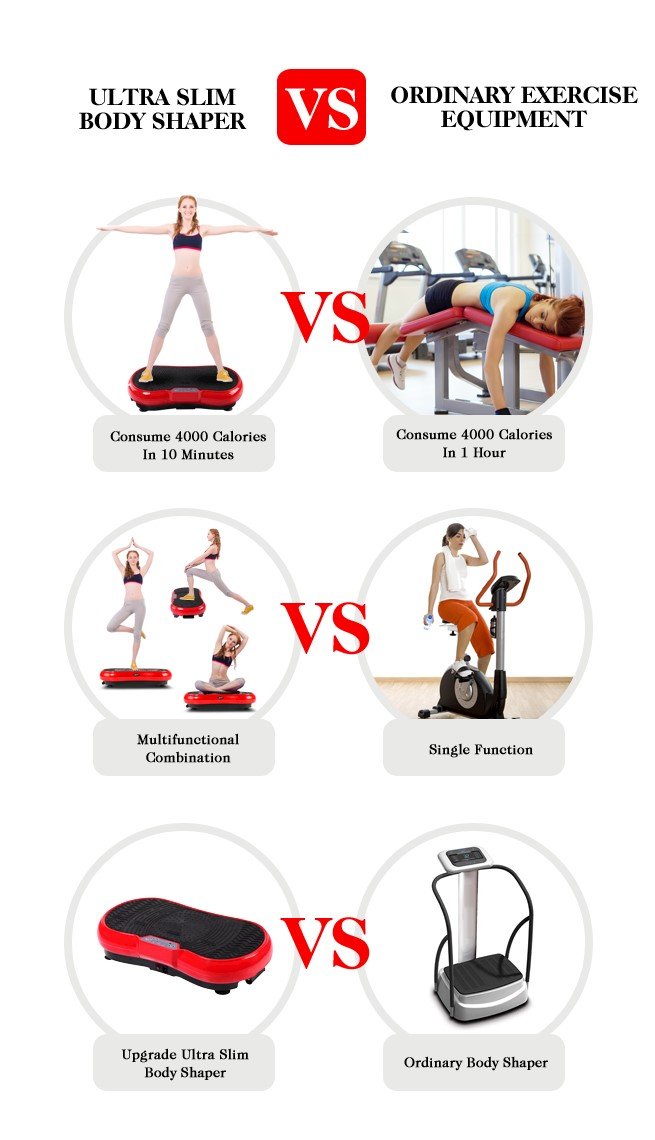 b25b6391e7519 Kick your workout into high gear and order your Red Vibrating Workout  Platform today!
