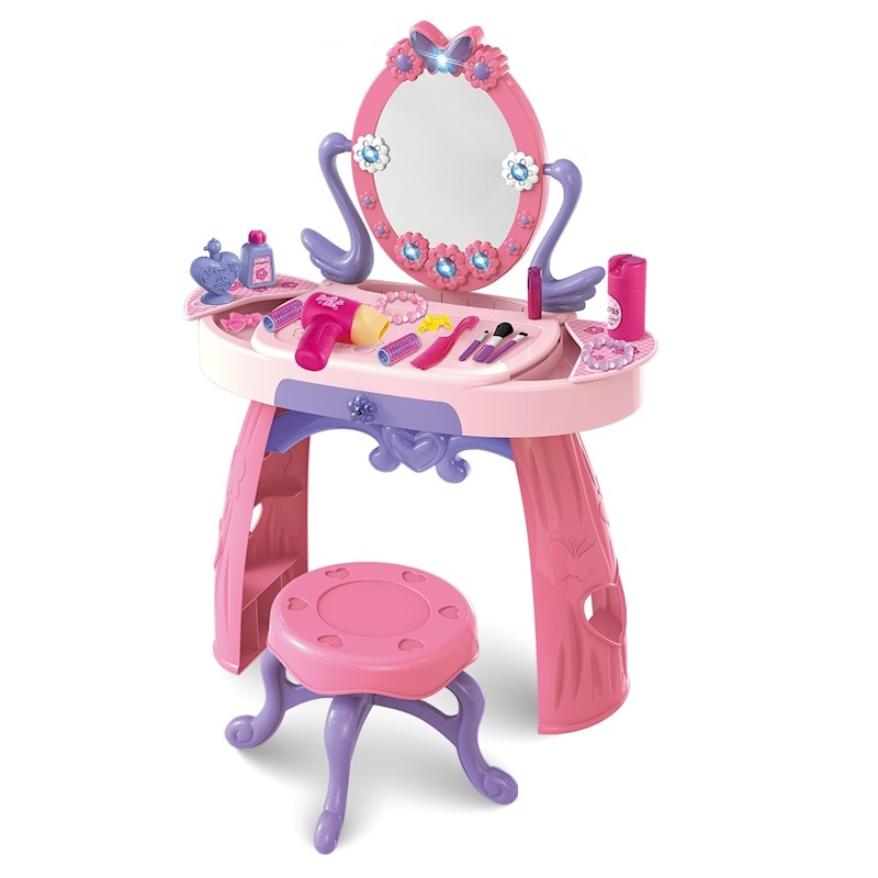 H M S Remaining. Girls Vanity Makeup Dressing Table Stool ...