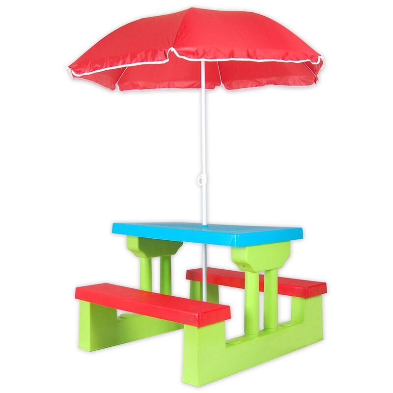 Outdoor Children Umbrella Picnic Table Buy Kids Picnic Tables