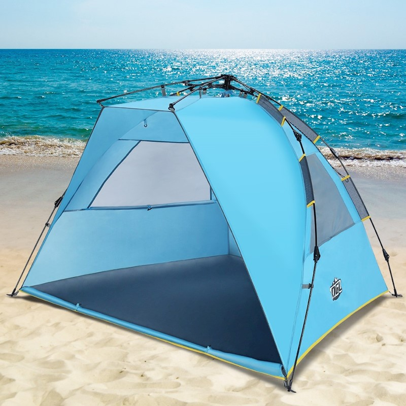 0d422d8fe73 h m s Remaining. OGL 2 Person Hiking Camping Pop Up Outdoor Waterproof  Beach Tent with Carry Bag