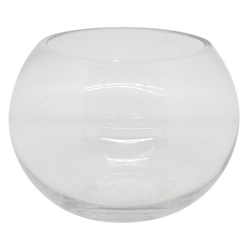 Small Glass Round Fish Bowl Vase NEW Vase Buy Vases Decorative Cool Cheap Decorative Vases And Bowls