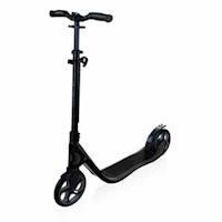 Globber One NL 205 Scooter Black And Charcoal Grey