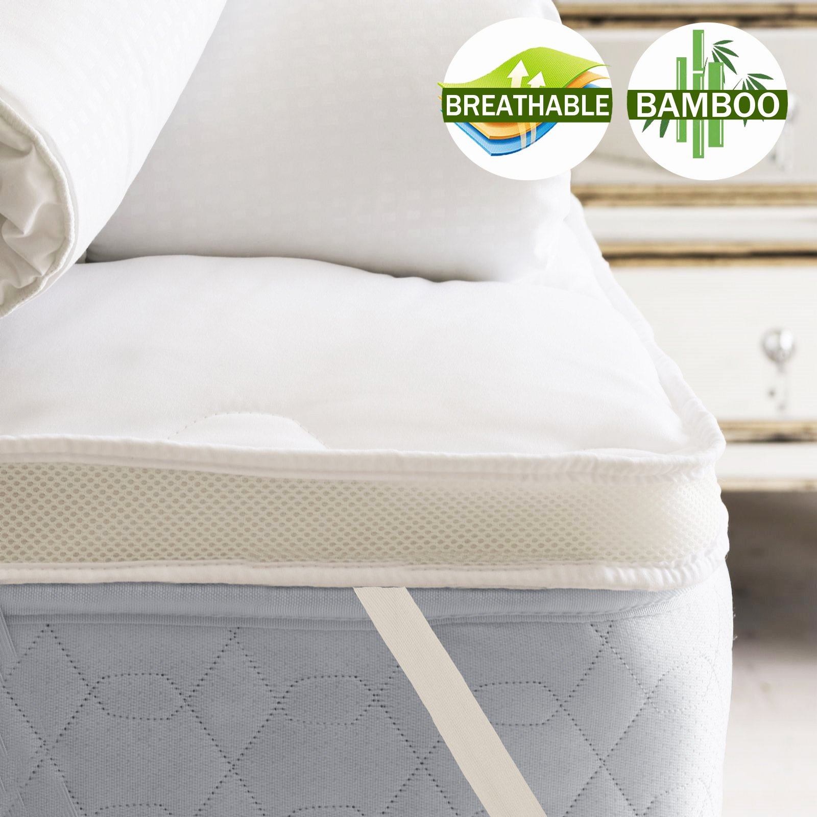 Mattress Toppers Sale Online Renew Single Double Bed