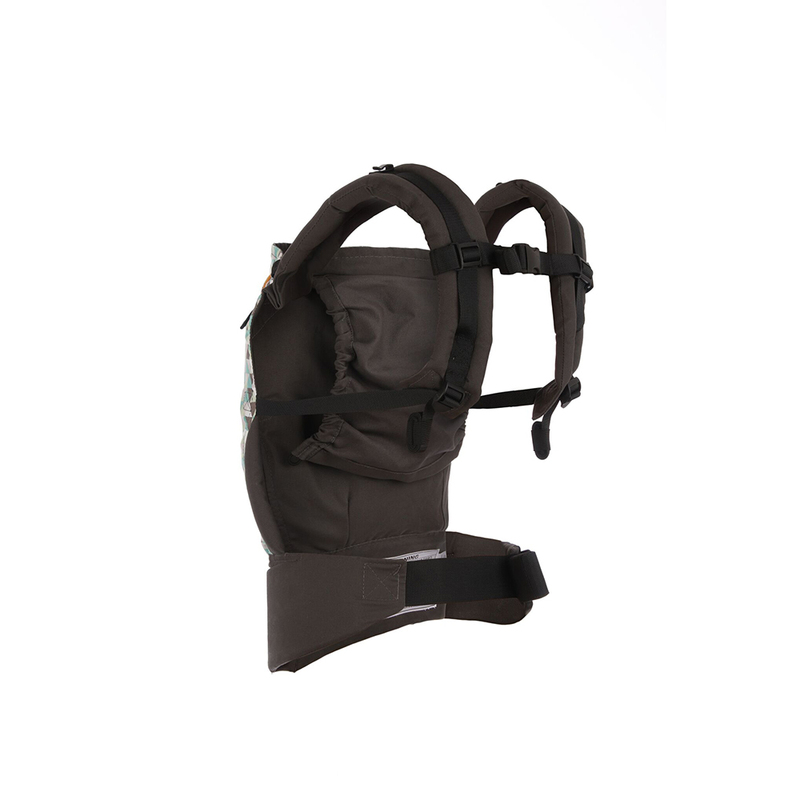 cc48c973082 h m s Remaining. Baby Tula Toddler Carrier -Equiliateral