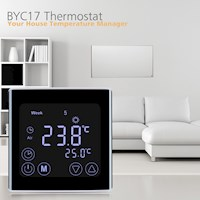 Floureon C17.GH3 LCD Display Thermostat