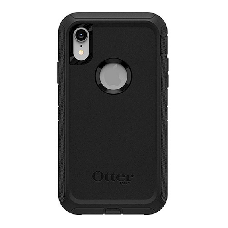 the latest bdd63 f250e OtterBox Defender Series Screenless Edition Case for iPhone XR - Black