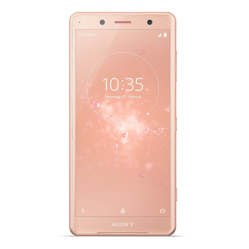 Sony Xperia XZ2 Compact 64GB H8324 Dual Sim - Coral Pink