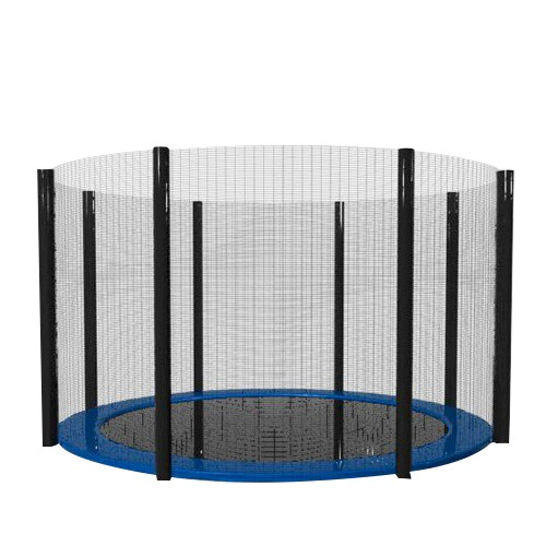 Trampoline Replacement Safety Net 12FT Netting Enclosure 8