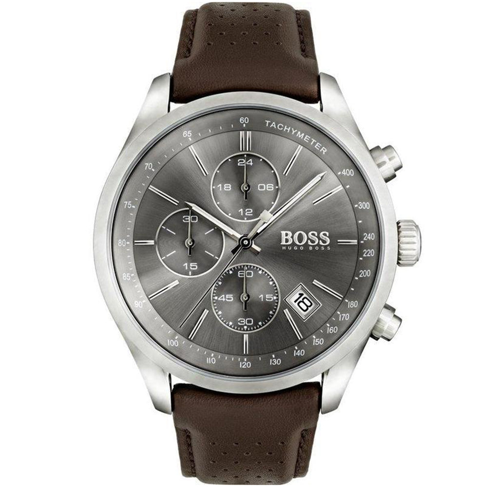 c8fba60f11 Hugo Boss Men's Grand Prix Watch - 1513476 | Buy Men's Watches - 595370