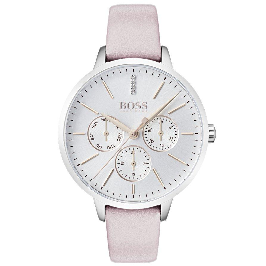 08943bdaca Hugo Boss Women's Symphony Leather Watch - 1502419 | Buy Women's ...