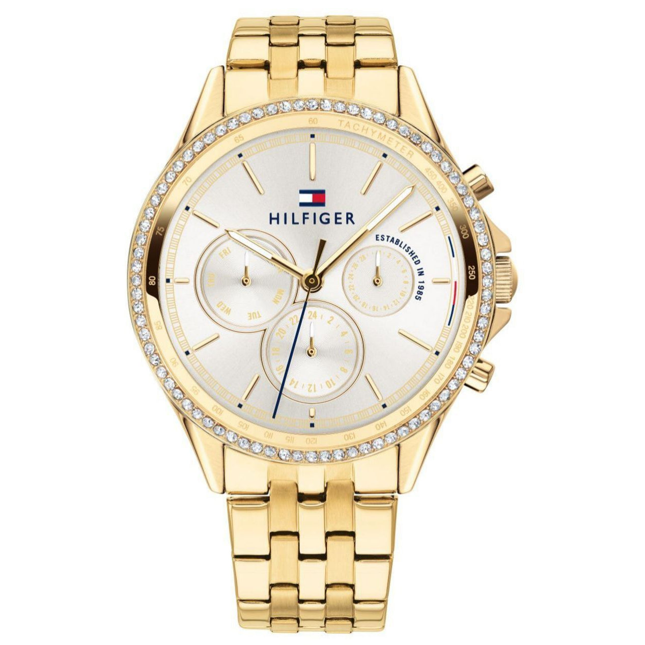 3c2f46cf8 Tommy Hilfiger Dual Tone Steel Women's Watch - 1781977 | Buy Women's ...