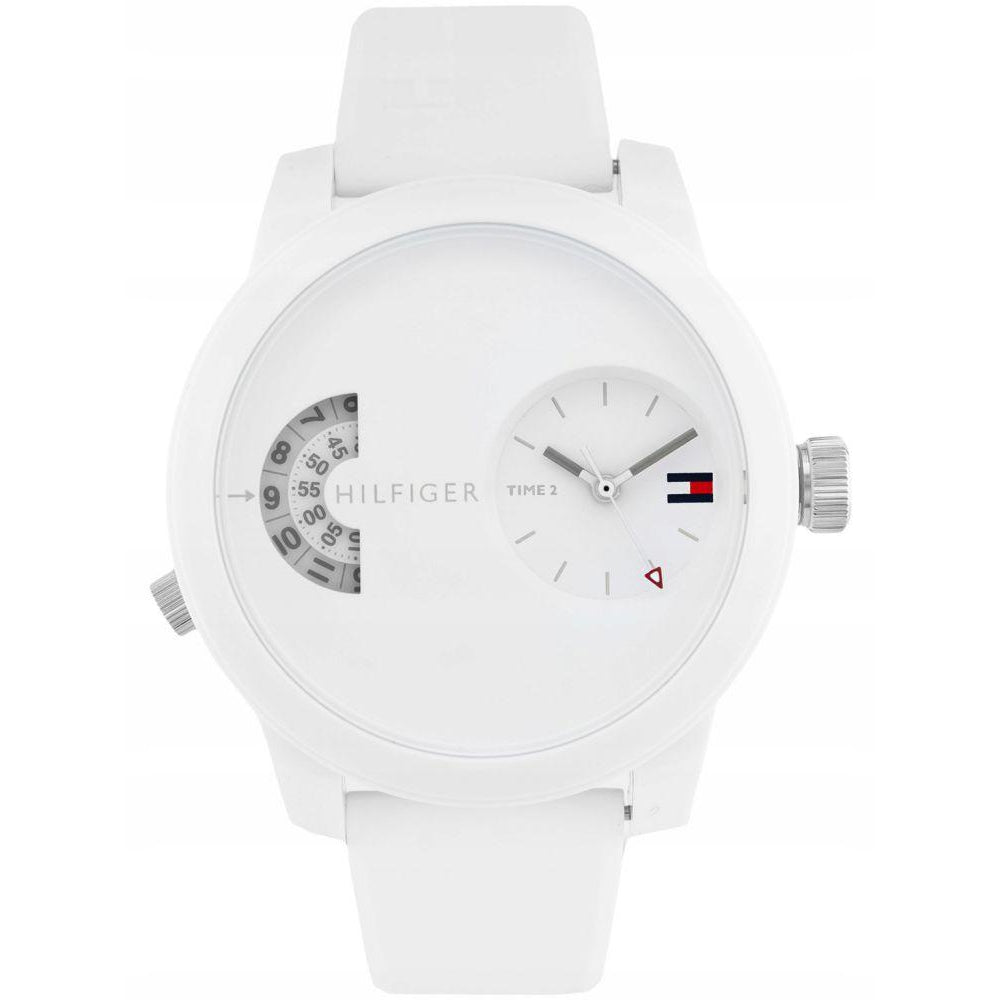 979a209ef Tommy Hilfiger Iconic White Sport's Watch - 1791558 | Buy Men's ...