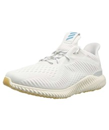 Adidas Womens adidas Alphabounce 1 Parley w Low Top Lace Up Running Sneaker  US 9f655ccbe