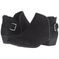 Carlos by Carlos Santana Womens cayenne Leather Almond Toe Ankle Fashion Boots US