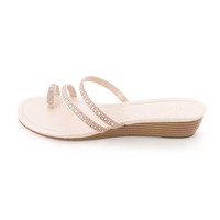 Style & Co. Womens Hayleigh Open Toe Casual Slide Sandals US