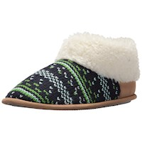 Dearfoams Womens com Closed Toe Pull On Slippers US