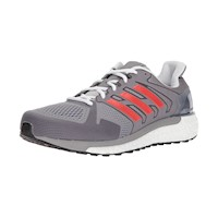 Adidas Mens Men Performance Supernova Fabric Low Top Lace Up Trail Running Sh... US
