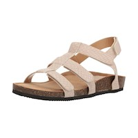 Annie Womens Selena Open Toe Casual Ankle Strap Sandals US