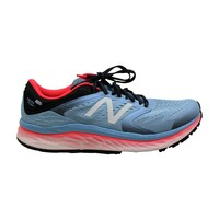 New Balance Womens w1080bw8 Low Top Lace Up Running Sneaker US