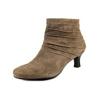 ARRAY Womens Tonya Leather Closed Toe Ankle Fashion Boots US