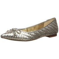 Marc Fisher Womens Apala Pointed Toe Ballet Flats US