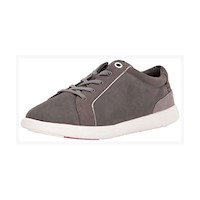 Foot Petals Womens Andi Low Top Lace Up Fashion Sneakers US