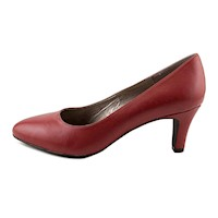 ARRAY Womens rose Leather Closed Toe Classic Pumps US