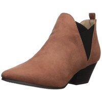 Qupid Women's Rhythm-15 Ankle Boot US