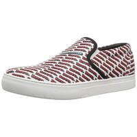 Marc Jacobs Womens Love Low Top Slip On Fashion Sneakers US