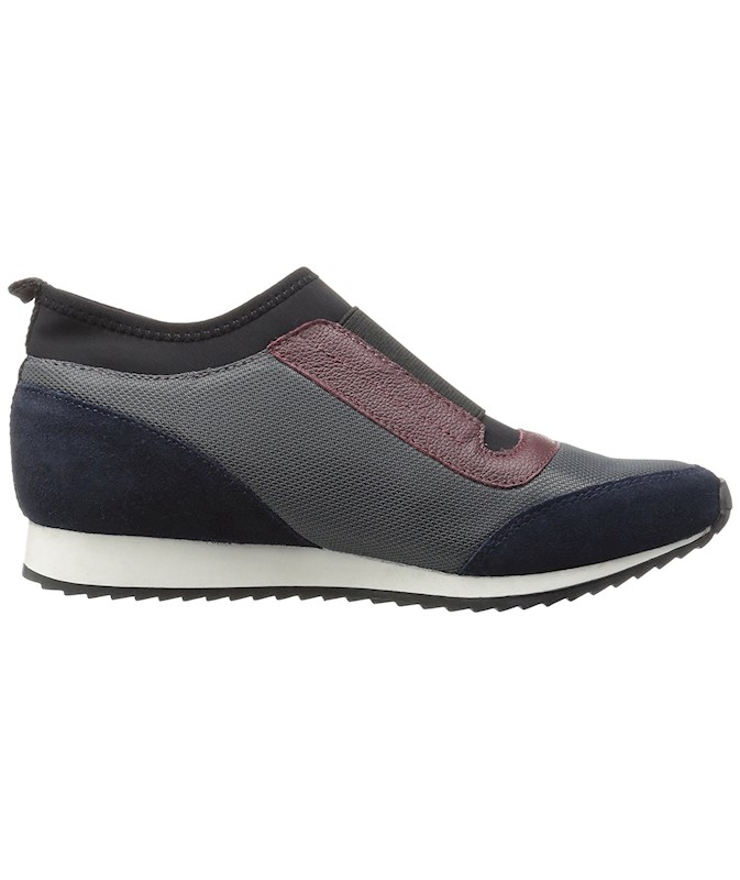 a3f9ce65261d0 AEROSOLES WOMENS PANTHEON LOW TOP SLIP ON FASHION SNEAKERS US