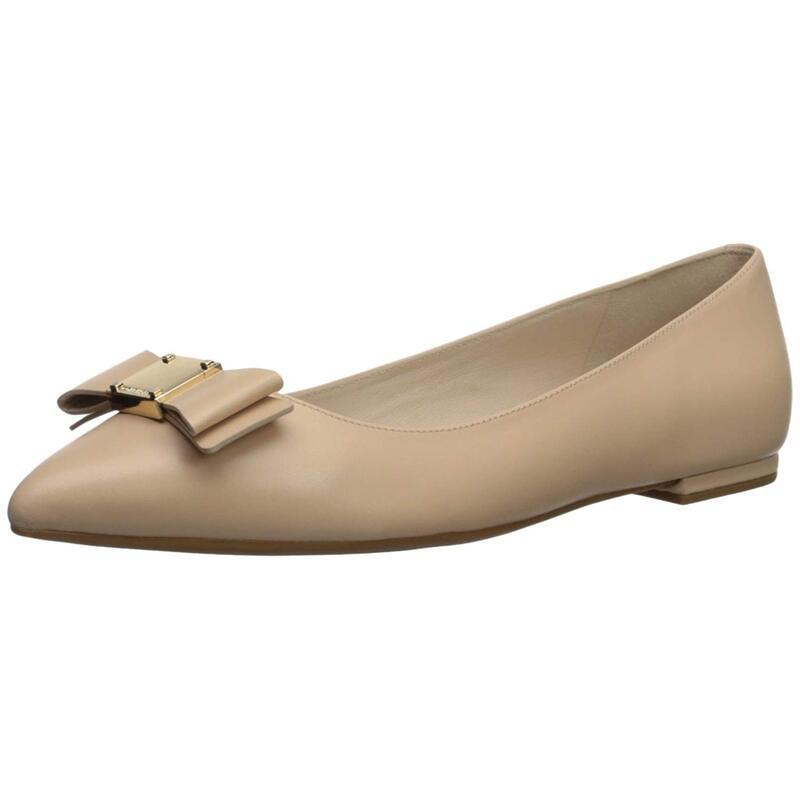 13f0cdc156 Cole Haan Women's Tali Bow Skimmer Ballet Flat US | Buy Flats + ...