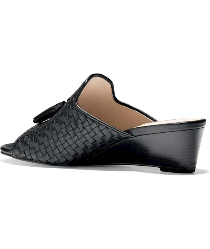 6f5170177 Cole Haan Womens Jagger Leather Open Toe Mules US