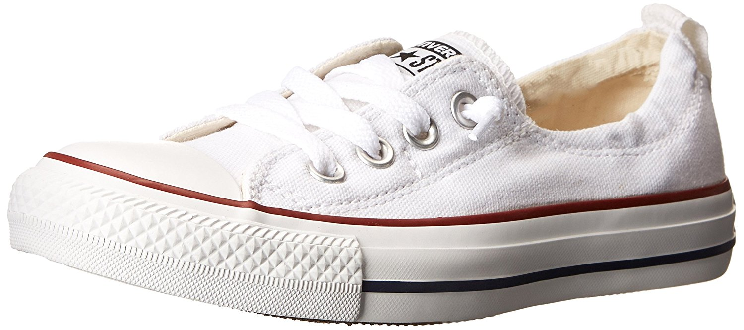 0dfcda925dd Converse Womens Shoreline slip Low Top Lace Up Fashion Sneakers US ...