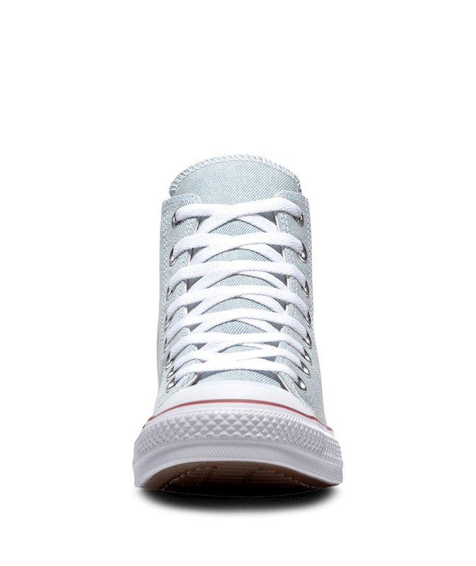 9b67ac370f10 Converse Womens Chuck Taylor All Star Fabric Hight Top Lace Up ...