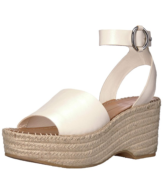 5e5a136bf90 Dolce Vita Women s Lesly Espadrille Wedge Sandal US