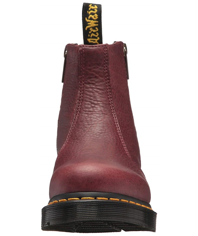 1e965dbea40 DR. MARTENS WOMENS GRIZZLY CLOSED TOE ANKLE FASHION BOOTS US