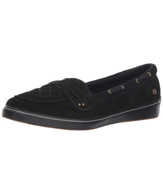 7adc88a685 Grasshoppers Women's Windham Suede Boat Shoe US | Buy Flats + ...