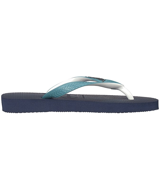 74287964703f Havaianas Kids  Top Mix Sandal Navy Mineral Blue US