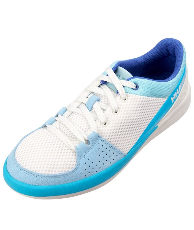 2a4769111aa4 Helly Hansen Womens 319995 Casual Shoe Fabric Low Top Lace Up Water ...