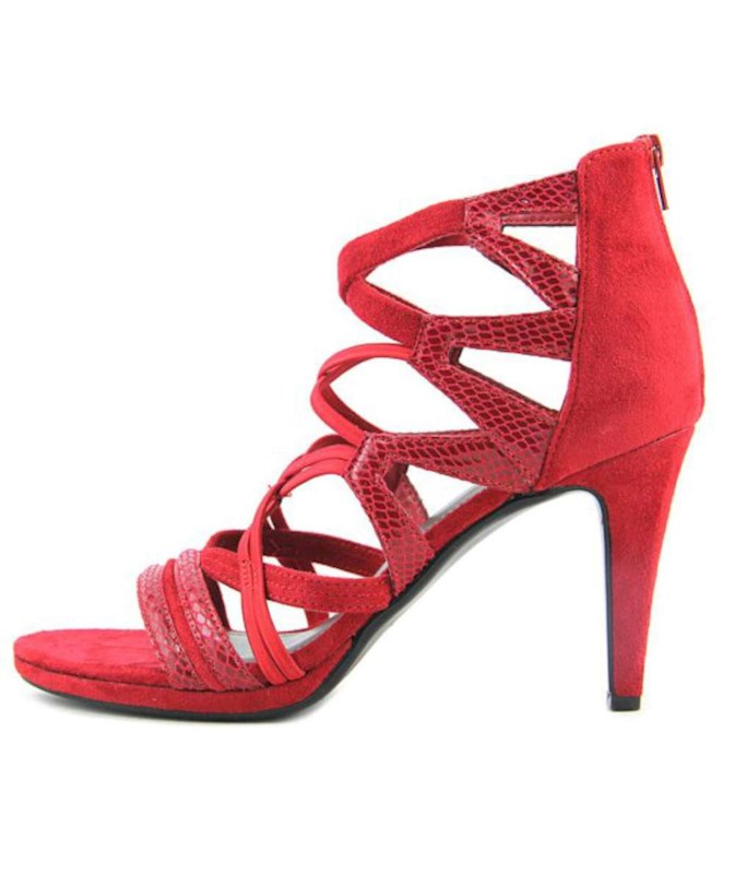 2d0bc8bb4bd IMPO WOMENS TADITA OPEN TOE CASUAL STRAPPY SANDALS US
