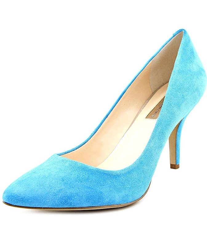 be897b999d INC International Concepts Womens Zitah Leather Pointed Toe Classic ...