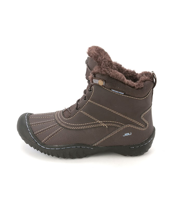 2431017b705df JBU Womens Pullman Round Toe Ankle Cold Weather Boots US