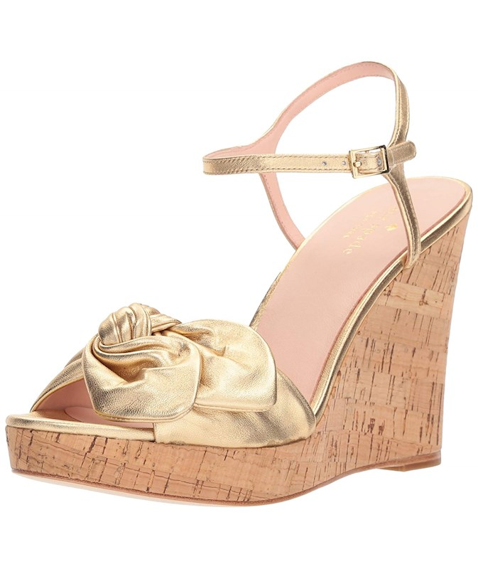 5bd835c74e7 Kate Spade New York Women s Janae Espadrille Wedge Sandal US