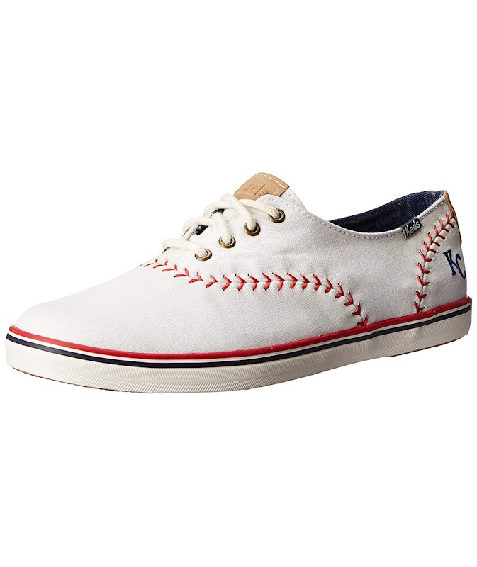 a8243cdd4f6ef Keds Women s Champion MLB Pennant Baseball Fashion Sneaker US